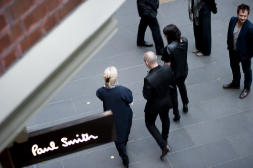 Paul Smith Storefront